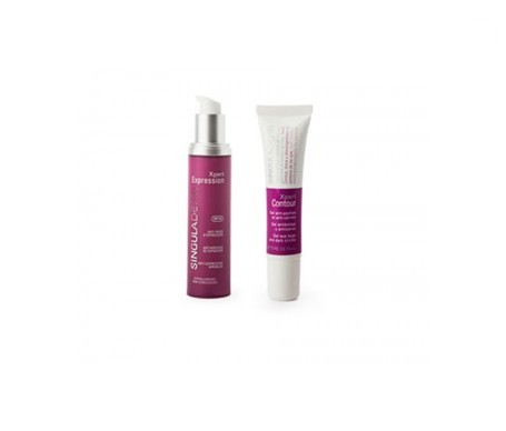 Singuladerm Luxe Pack - Facial expression of normal skin oily skin