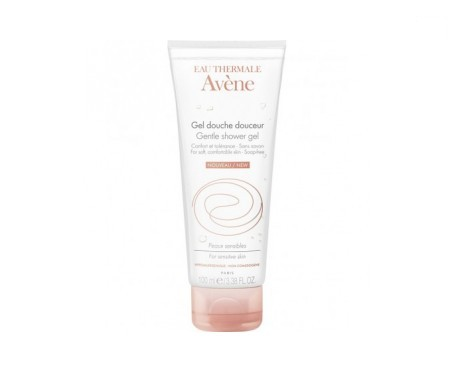 Avène gel de ducha pieles sensibles 100ml