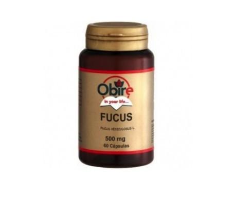 Obire Fucus 60cáps
