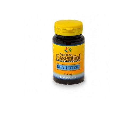 Nature Essential DHA + Luteina 50 perlas