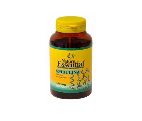 Nature Essential Espirulina 250 tabletas
