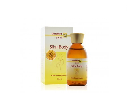 Trataderm Slim Body  aceite corporal reductor 180ml