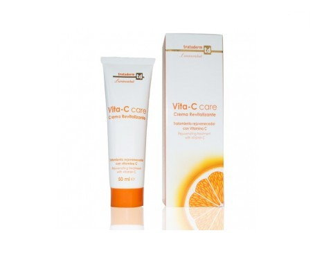 Trataderm Vita-C Care crema revitalizante 50ml