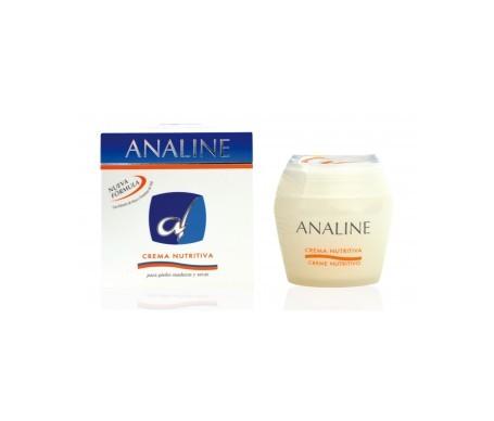 Analine crème nourrissante pour peaux normales et sèches 50ml