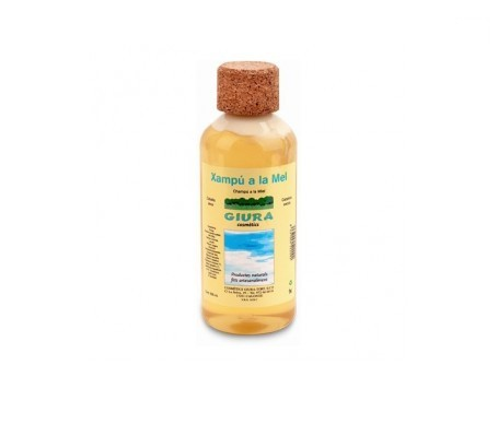 Shampoo rivitalizzante al miele di Giura 250ml