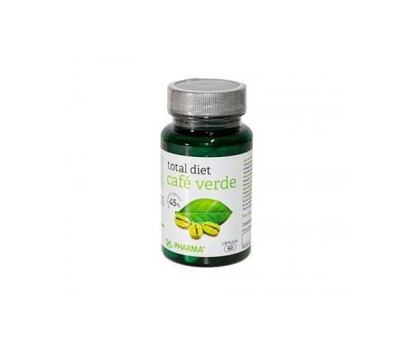Total Diet café verde 60cáps