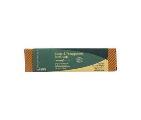 Himalayan Herbals Neem & Pomegranate Dentifrice 150ml