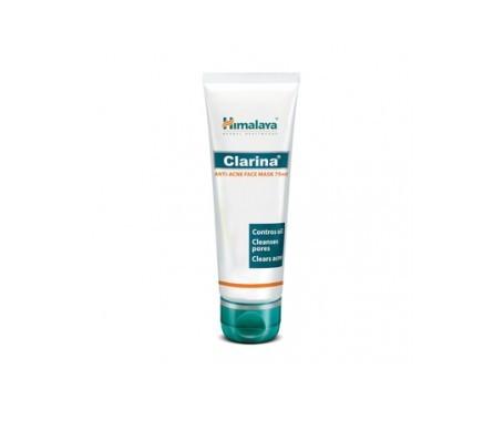 Himalaya Herbals Clarina mascarilla facial anti-acné 75ml
