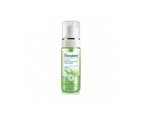 Himalaya Herbals espuma limpiadora facial purificante de neem 150ml
