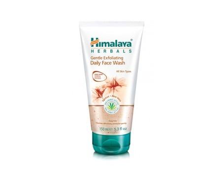 Himalaya Herbals exfoliante limpiador facial uso diario 150ml