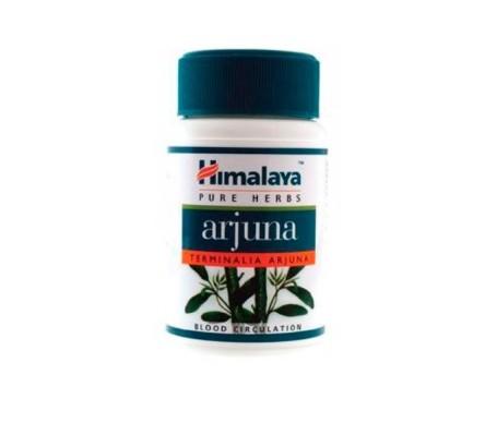 Himalaya Pure Herbs arjuna terminalia arjuna 60cáps