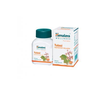 Himalaya Pure Herbs tulsi- holy basil 60cáps