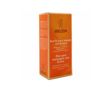 Weleda massage à l'huile d'arnica 50ml