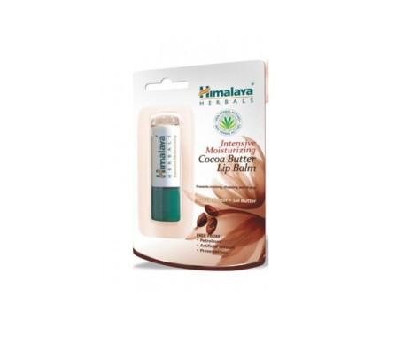 Himalaya Herbals bálsamo labial hidratante de manteca de cacao 4,5g