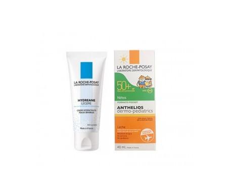 La Roche-Posay Light Hydreane 40ml + Anthelios dermo-pediatrics SPF50+ 40ml