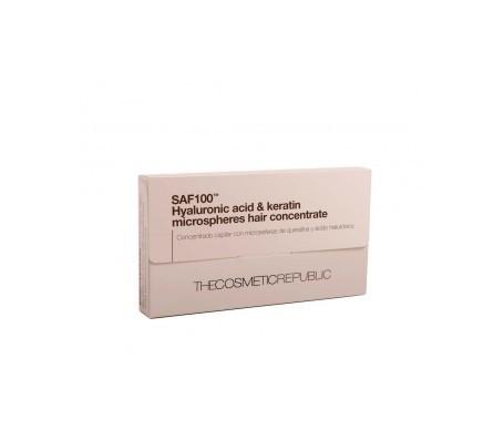 Il cosmetico Repubblica SAF100 10amp capelli multivitaminico concentrato