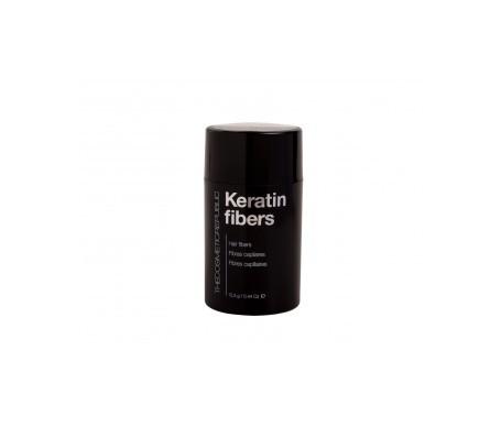 La Repubblica cosmetica cheratina fibre per capelli nere 12