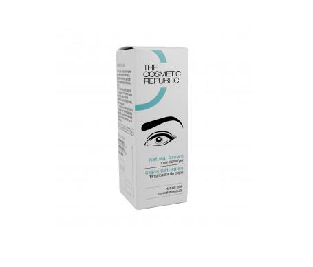 The Cosmetic Republic Keratin Brows castaño claro 1 kit