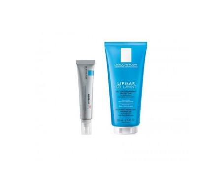 La Roche-Posay Redermic R 30ml + Lipikar gel lavante  200ml