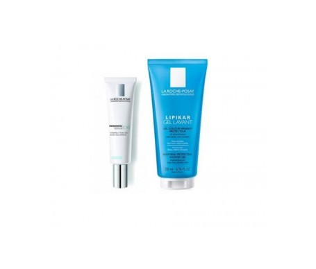 La Roche-Rosay Redermic C10 sérum 30ml + Lipikar gel lavante 200ml