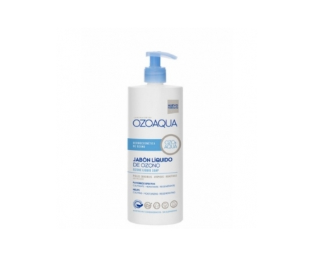 Ozoaqua jabón líquido de ozono 250ml