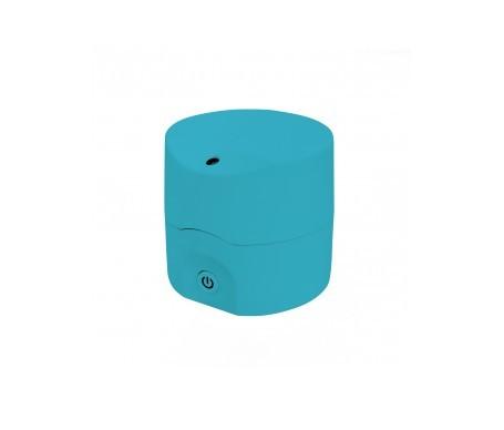 Pranarôm difusor ultrasónico Alpha color turquesa