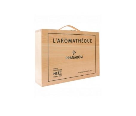 Pranarôm maletín para 60 frascos de 5ml y de 10ml