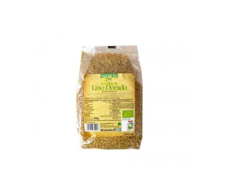 Ynsadiet semillas de lino dorado 400g