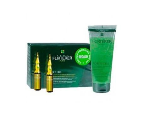 Siero rigenerante trifasico Vht 8 fiale + Forticea Shampoo 200ml