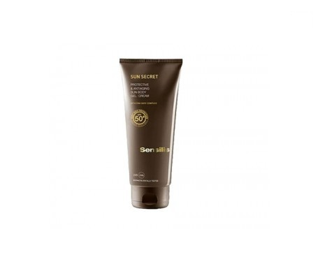 Sensilis Sun Secret Body Gel-Crem SPF50+ 200ml