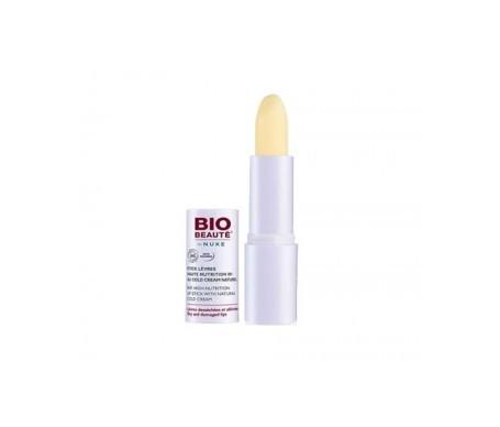 Nuxe Bio Beauté stick labial Cold Cream 4g