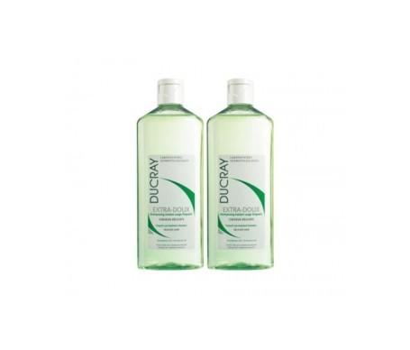 Ducray Shampoo Equilibrante Dermo-protettivo 2x400ml
