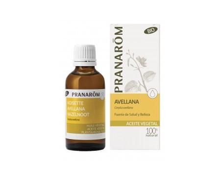 Pranarôm aceite vegetal avellana BIO 1000ml