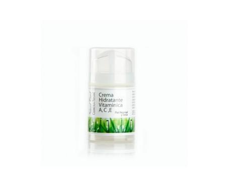 Natural Carol crema hidratante vitamínica A,C,E 50ml