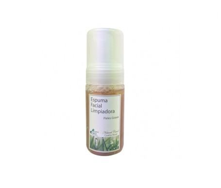 Natural Carol espuma facial limpiadora 160ml