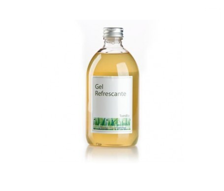 Natural Carol gel refrescante de tomillo 500ml