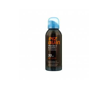 Piz Buin® Protect&Cool SPF30+ espuma 150ml