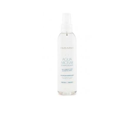 Paraiso Cosmetics micellar water desmaquillante 200ml