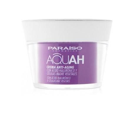 Paraiso Cosmetici Aquah crema anti-età 50ml