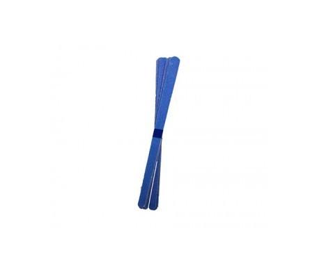Vitry limas manicura madera 17cm color azul 6uds