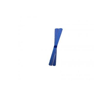 Vitry limas manicura madera 12cm color azul 6uds