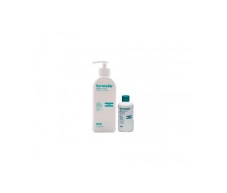 Germisdin™ Higiene Corporal piel seca 100ml + Germisdin™ Higiene Íntima 250ml