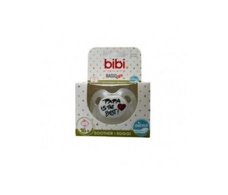 Bibi Chupete Silicona +16 Meses Coleccion