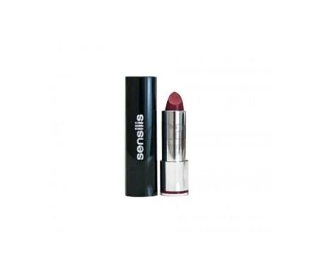 Sensilis Velvet lipstick cassis 3