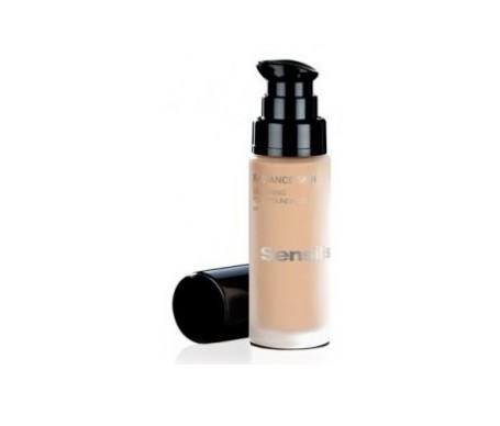 Sensilis MK maquillaje fluido tono amande nº 02 30ml