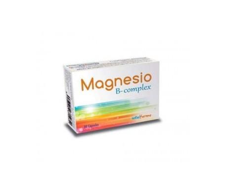Vitalfarma Magnesio B Complex 30cáps