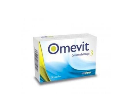 Vitalfarma Omevit EPA/DPA/DHA 30cáps