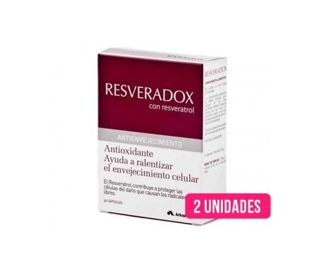 Resveradox 30cáps+30cáps