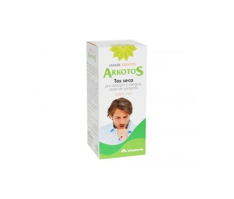 Arkotos jarabe para la tos adultos 200ml