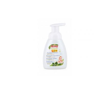 Nuby espuma de baño 250ml